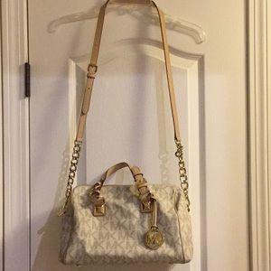 Michael Kors handbag. Gently used, almost perfect.